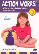 Bee Smart Baby: Action Words, Vol. 3