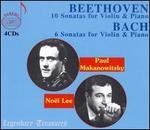 Beethoven: 10 Sonatas for Violin & Piano; Bach: 6 Sonatas for Violin & Piano