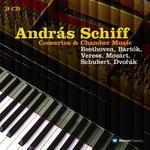 Beethoven, Bartók, Veress, Mozart, Schubert, Dvorák: Concertos & Chamber Music