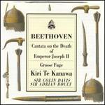 Beethoven: Cantata on the Death of Emperor Joseph II