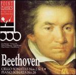 Beethoven: Cello & Piano Sonatas