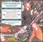 Beethoven: Christus am Ölberge; Rosenmüller: Lamentationes Jeremiae Prophetae