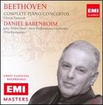 Beethoven: Complete Piano Concertos; Choral Fantasia