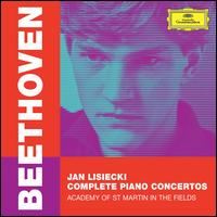 Beethoven: Complete Piano Concertos - Jan Lisiecki (piano); Ludwig van Beethoven (candenza); Academy of St. Martin in the Fields