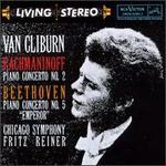 Beethoven: Concerto No. 5; Rachmaninov: Concerto No. 2