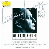 Beethoven: Die Klaviersonaten [Box Set] - Wilhelm Kempff (piano)