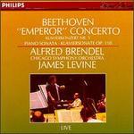 """Beethoven: """"Emperor"""" Concerto; Piano Sonata, Op. 110"""