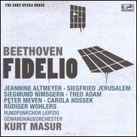 Beethoven: Fidelio - Carola Nossek (vocals); Frank-Peter Späthe (vocals); Jeannine Altmeyer (vocals); Klaus König (vocals); Peter Meven (vocals);...