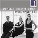 Beethoven, Hiller, Schubert