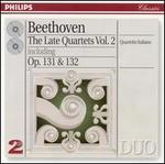 Beethoven: Late Quartets, Vol. 2