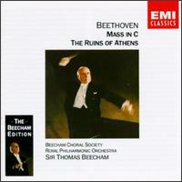 Beethoven: Mass in C, Op.86; The Ruins of Athens - Jennifer Vyvyan (soprano); Marian Nowakowski (bass); Monica Sinclair (contralto); Richard Lewis (tenor)