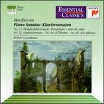 Beethoven: Moonlight/Les Adieux/Appassionata/A Th�r�se