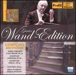 Beethoven: Piano Concerto in E flat Major, Op. 73; Ouverture Coriolan, Op. 62; Ouverture Fidelio, Op. 72