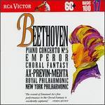 Beethoven: Piano Concerto No.5/Coriolan Overture/Choral Fantasy
