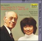 """Beethoven: Piano Concerto No. 5 (""""Emperor""""); Symphony No. 5"""