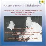 Beethoven: Piano Concerto No. 5; Resphighi: Fontane di Roma