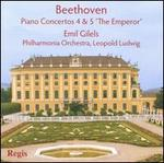 Beethoven: Piano Concerto Nos 4 & 5