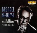 Beethoven: Piano Concertos; Choral Fantasy