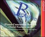 Beethoven: Piano Concertos Nos. 1-5; Choral Fantasia, Op. 80