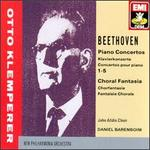 Beethoven: Piano Concertos Nos. 1-5; Choral Fantasia