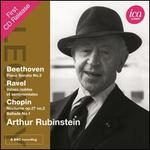 Beethoven: Piano Sonata No. 3; Ravel: Valses nobles et sentimentales; Chopin: Nocturne Op 27