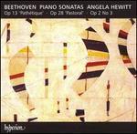 Beethoven: Piano Sonatas Op. 2/3, Op. 13 & Op. 28
