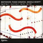 Beethoven: Piano Sonatas Op. 27 No. 1, Op. 31 No. 2, Op. 79, Op. 109