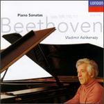 Beethoven: Piano Sonatas, Opp. 109, 110, 111