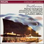 Beethoven: Piano Sonatas - Claudio Arrau (piano)