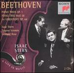 Beethoven: Piano Trios, Op. 1; Piano Trio, WoO 38; 14 Variations, Op. 44