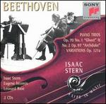 "Beethoven: Piano Trios Op. 70 No. 1 ""Ghost"" & No. 2 ""Archduke""; Variations Op. 121a"