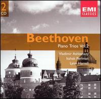 Beethoven: Piano Trios, Vol. 2 - Itzhak Perlman (violin); Lynn Harrell (cello); Vladimir Ashkenazy (piano)