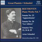 Beethoven: Piano Works, Vol. 7