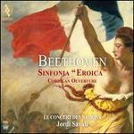 """Beethoven: Sinfonia """"Eroica""""; Coriolan Ourverture"""
