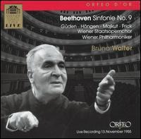 Beethoven: Sinfonie No. 9 - Elisabeth Höngen (mezzo-soprano); Erich Majkut (tenor); Gottlob Frick (bass); Hilde Güden (soprano);...
