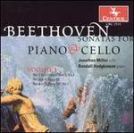 Beethoven: Sonatas for Piano and Cello, Vol. 1