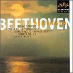 "Beethoven: Sonatas No. 14 ""Moonlight""; Sonata No. 23 ""Appassionata""; Sonata No. 13"