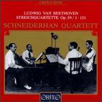 Beethoven: Streichquartette, Opp. 59/1 & 131