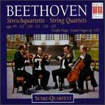 Beethoven: String Quartets; Great Fugue