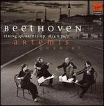 Beethoven: String Quartets, Op. 18/4 & Op. 59/2