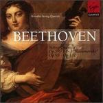 """Beethoven: String Quartets Op. 59,  1 & 3 """"Rasumovsky""""; Op. 95; Op. 132"""
