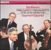 Beethoven: String Quartets, Opp. 130 & 133; Grosse Fuge - Arnold Steinhardt (violin); David Soyer (cello); Guarneri Quartet; John Dalley (violin); Michael Tree (viola)