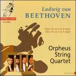 Beethoven: String Quartets, Opp. 18/3 & 59/1