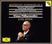 """Beethoven: Symphonie No. 9; Symphonie No. 6 """"Pastorale"""" - Brigitte Fassbaender (alto); Brigitte Fassbaender (contralto); Jessye Norman (soprano); Plácido Domingo (tenor);..."""