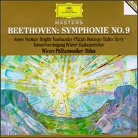 Beethoven: Symphonie No. 9 - Brigitte Fassbaender (vocals); Jessye Norman (soprano); Plácido Domingo (tenor); Walter Berry (vocals);...
