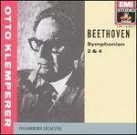 Beethoven: Symphonien 2 & 4