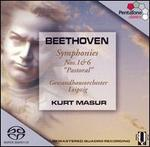 "Beethoven: Symphonies Nos. 1 & 6 ""Pastoral"""