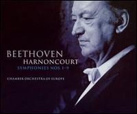 Beethoven: Symphonies Nos. 1-9 - Birgit Remmert (alto); Charlotte Margiono (soprano); Peter Richards (horn); Robert Holl (bass); Rudolf Schasching (tenor);...