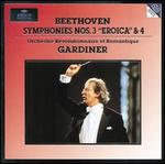 "Beethoven: Symphonies Nos.3 ""Eroica"" & 4"