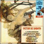 "Beethoven: Symphonies Nos. 3 ""Eroica"" & 6 ""Pastorale""; Brahms: Symphony No. 4; Wganer: Tristan und Isolde Prelude"